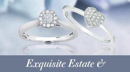 Exquisite Estate Jewelry From Diamond Depot