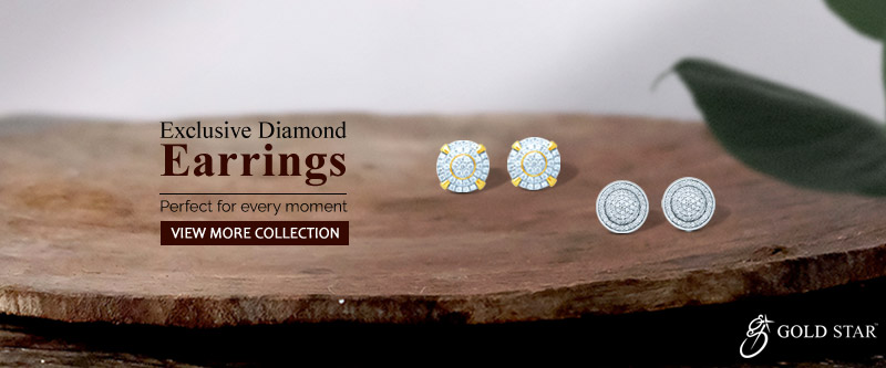Diamond Earrings Available At Diamond Depot