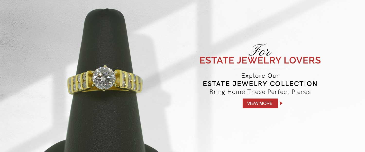 Estate Jewelry Collection At Diamond Depot