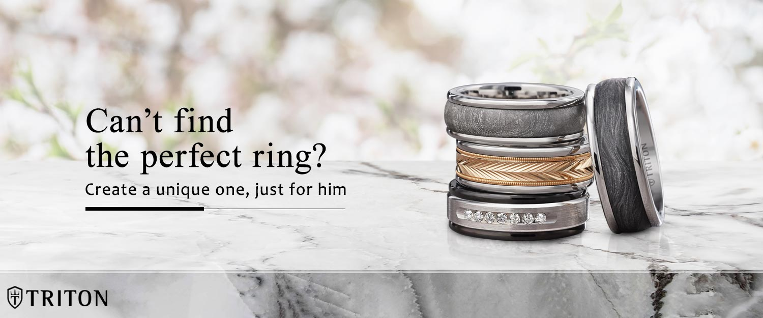Shop Perfect Rings For Him At Diamond Depot