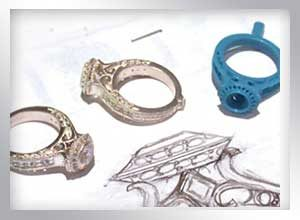 Custom Design service available at Diamond Depot